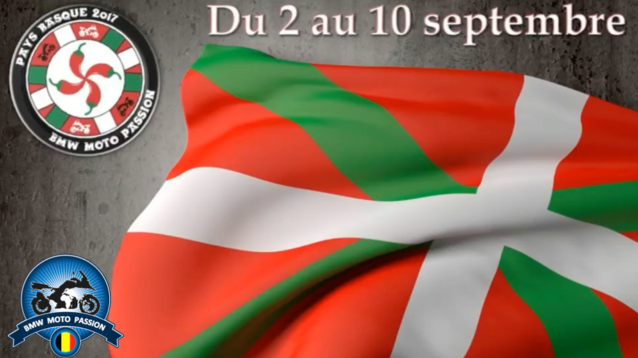 Pays Basque du 2 au 10 septembre 2017 (2 videos) : Serge Coucke