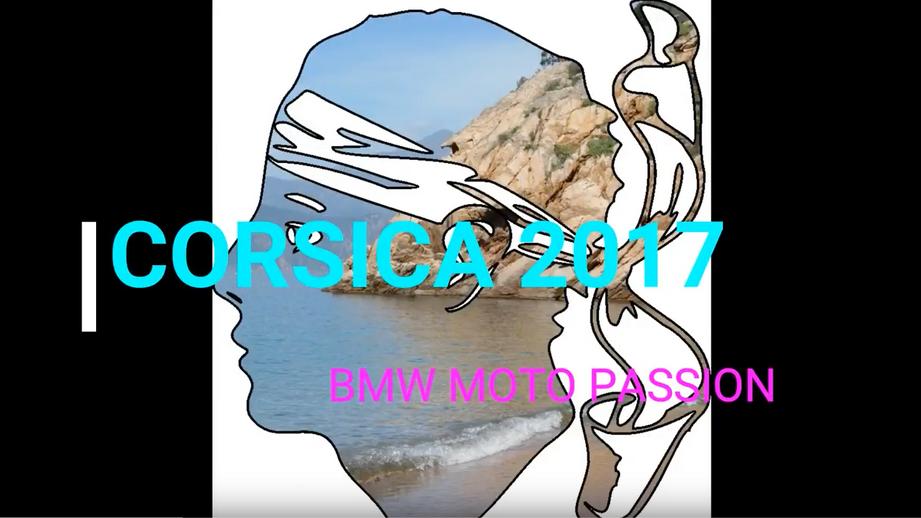 La Corse du 25 mai au 5 juin 2017 (2 videos) :     Serge Coucke