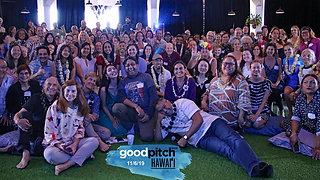 Good Pitch Local Hawai'i 2019