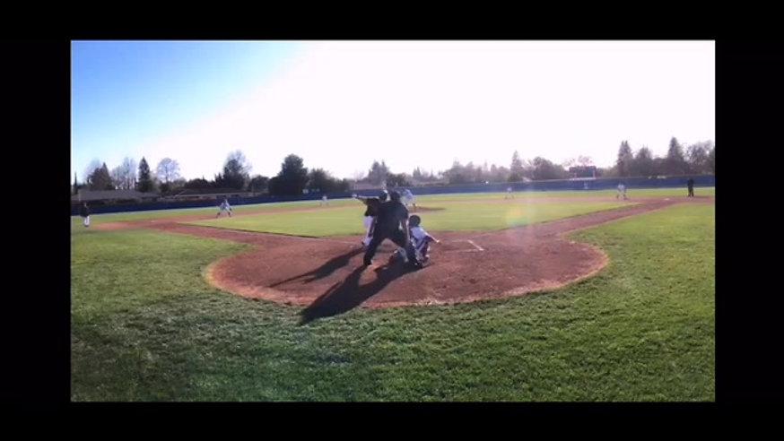 Keith Shelton 2022 Catcher Del Oro High School Loomis CA
