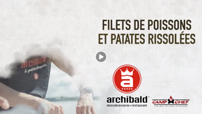 Filets de poissons et patates !!