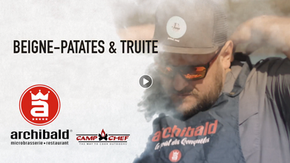 Beigne-Patates & Truite