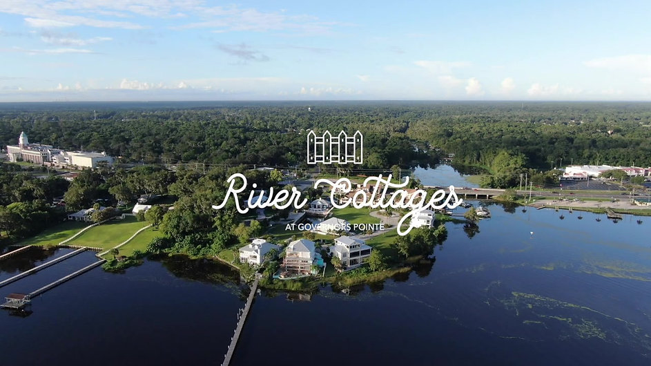 Presenting The River Cottages at Governor's Pointe
