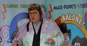 Professor Baloney Super Science Show2