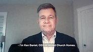 Ken Daniel, United Church Homes
