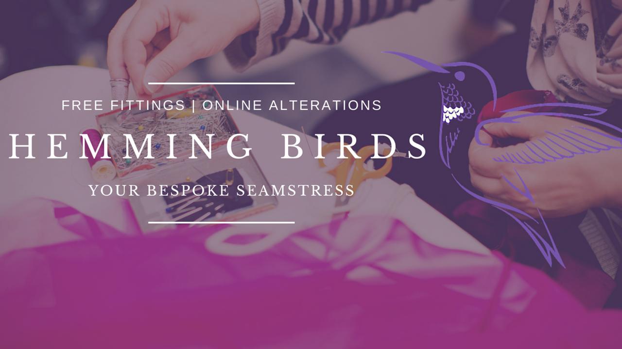 Hemming Birds Seamstress