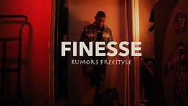 Finesse - Rumors Freestyle Official Music Video Directed By NatalPics