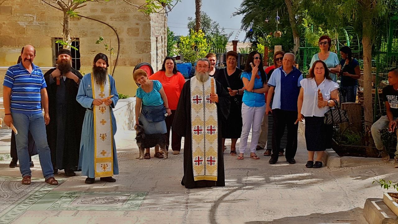 Agios Gerasimos Iordanitis