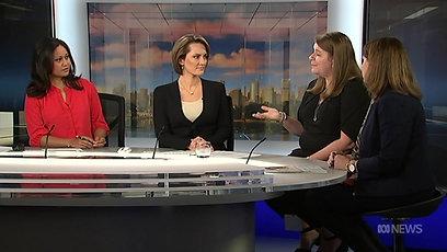 ABC Weekend News - CMV Awareness