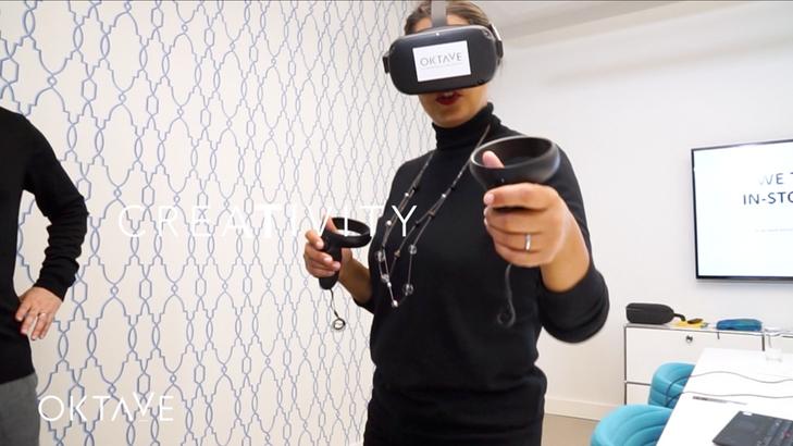 Virtual Reality by OKTAVE