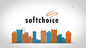 Softchoice - 2D Explainer Video