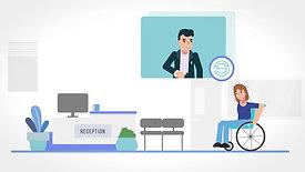 Evolv Health - animated explainer