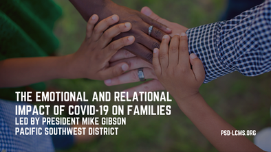 The Emotional and Relational Impact of COVID-19 on Families
