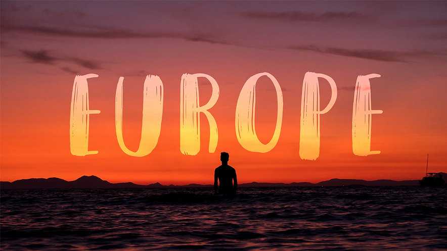 L'Europe en 120 secondes - EUROP'RAID