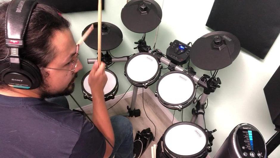 Beginner Drum Lesson #1