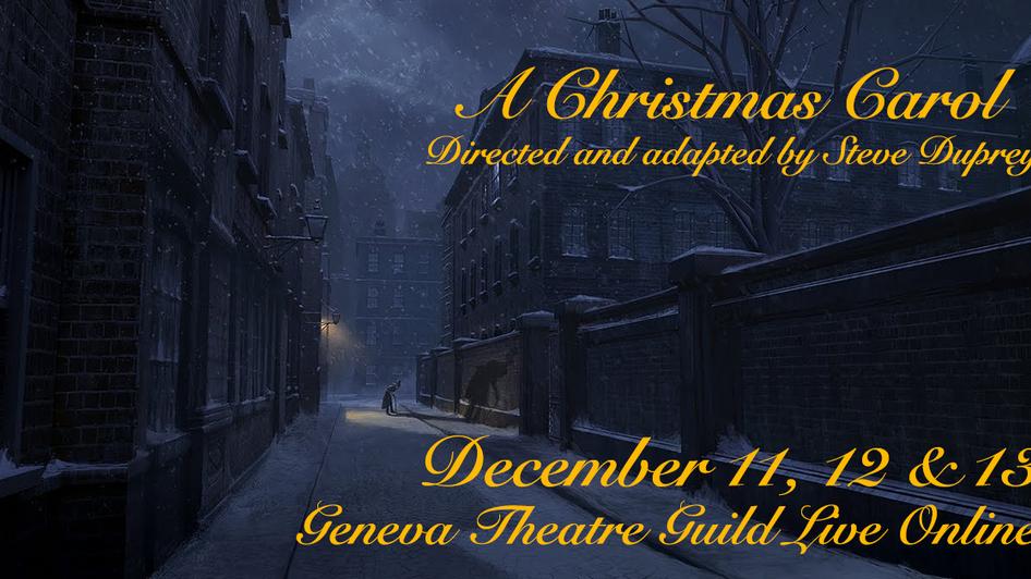 A Christmas Carol - Recorded LIVE