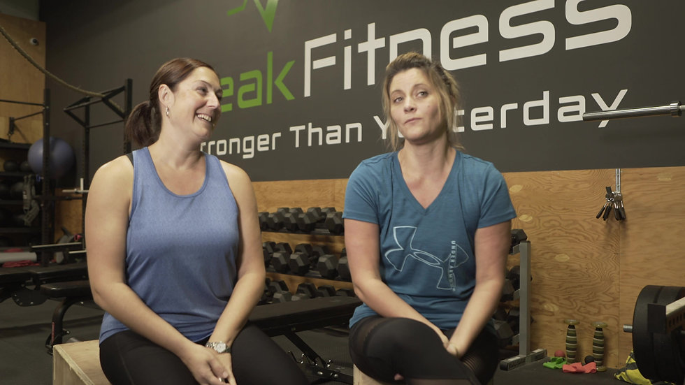 Welcome to Peak Fitness
