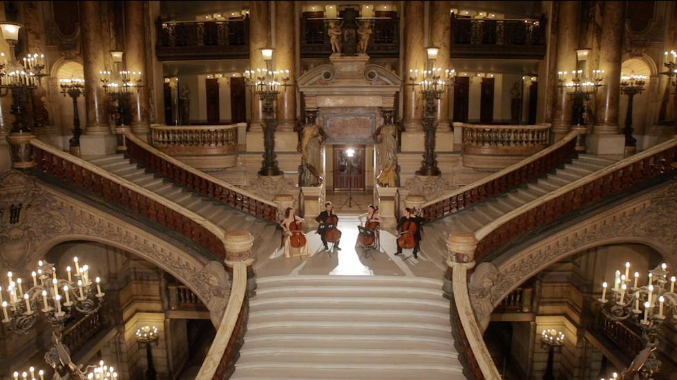 OPERA - Bande annonce Quatuor Cell'Opéra