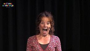 Juf Nadine theaterles 1
