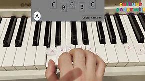 Meester Florin pianoles 1