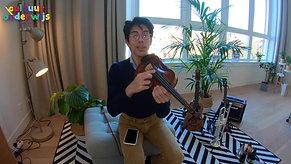 Meester Kaya vioolles 3