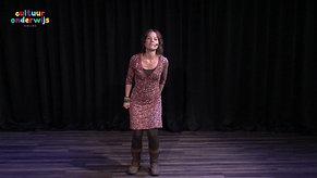 Juf Nadine theaterles 4