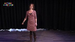 Juf Nadine theaterles 3