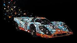 Aerodynamics By Entomology - Porsche 917