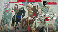 The Trudeau Budget 2020 - The Four Horse Persons Of The Apocalypse