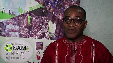 SABC Reportage Namé Recycling