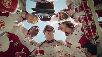 Dr Pepper | 4th & Wall