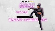 Ana Sofia - Bachata Styling