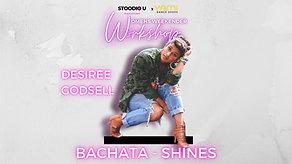 Desiree Godsell - Bachata Footwork