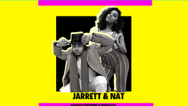Jarrett & Nathalia : Bachata Shines & Swag