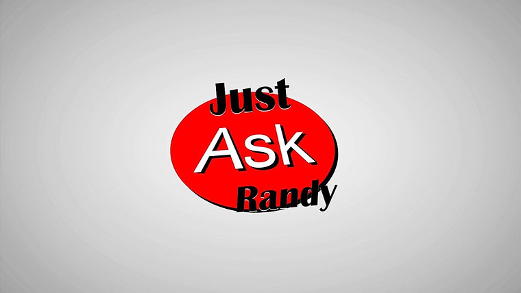 Just Ask Randy
