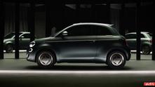 FIAT 500 ARMANI Unveiling