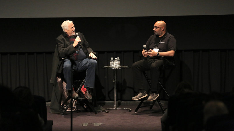 """Behind the Lens: A Conversation About the Work and Vision of Cinematographer Bruce Logan, ASC"""