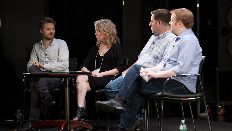 Interactive Media: Blurring the Lines Between Post and Production