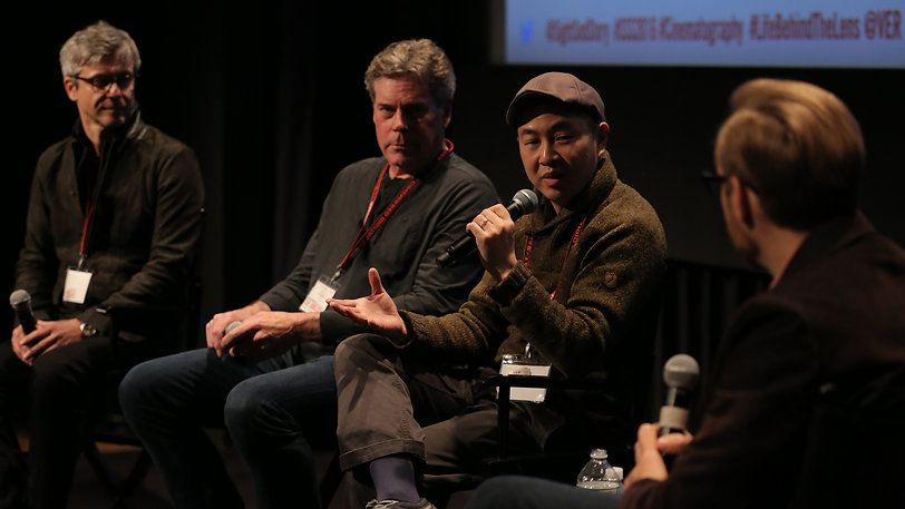 Life Behind the Lens: DP's Talk Careers and Creativity in Films and Television - 2016