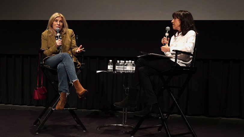 Inside the Cutting Room with Bobbie O'Steen: A Conversation with Acclaimed Editor Mary Jo Markey