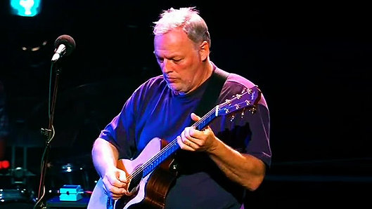 David Gilmour - Wish You Were Here - Live