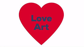 Love Art - for Valentines Day