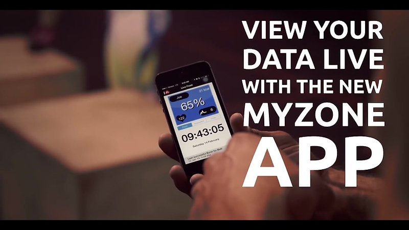 MYZONE MZ-3 the Best Fitness Tracker for Physical Activity has arrived!
