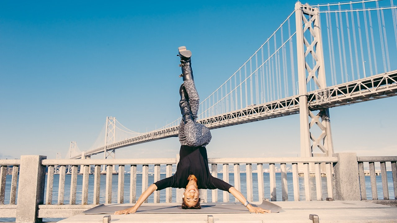 High Intensity Interval Training Yoga