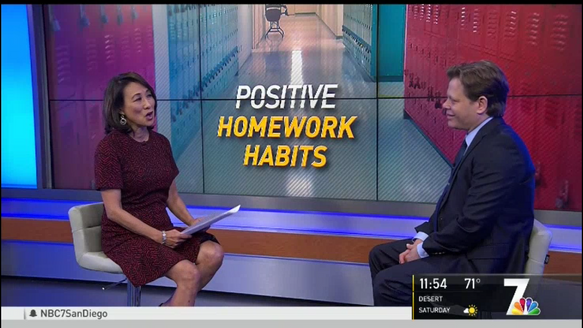 Positive Homework Habits