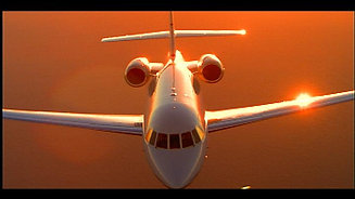 "Dassault Falcon Jet ""Service"""