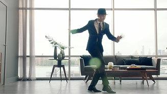 "Dancing Man ""Sven Otten"""