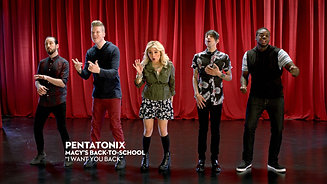 "Macy's Back to School ""Pentatonix"""