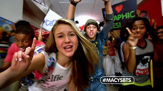 "Macys ""Back to School LipDub"""