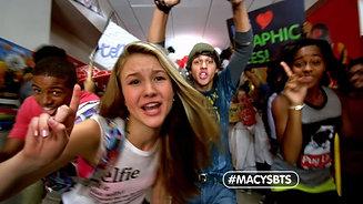 "Macys ""Back to School LipDub"""